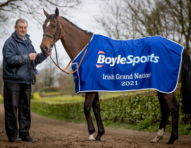 Latest News: Connections choose the BoyleSports Irish Grand National for Latest Exhibition